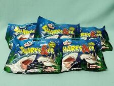 DeAgostini Sharks & Co. Maxxi Edition Serie 2 5 x Booster Tüten  Haie
