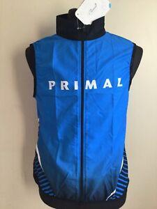 PRIMAL Wear Sport Wind Vest Bike Cycling Women's Size 2XL NEW
