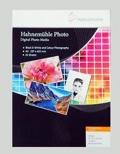 Hahnemuhle Photo Matt Fibre A3 200gsm Digital Photo Paper 25 sheets