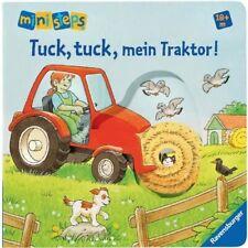 Ravensburger ministepsTuck, tuck, mein Traktor! Pappbilderbuch 18 M.+