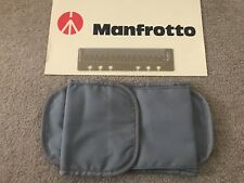 10 Manfrotto Case Drop-in Accessory POCKET [M] 22x16cm =Velcro fix to padded bag