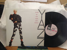 """YAZZ STAND UP FOR YOUR LOVE RIGHTS VINYL RECORD 12"""""""