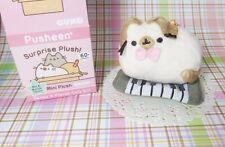 GUND Pusheen Blind Box Series 3 Plush Keychain - Keyboard Cat with Bowtie