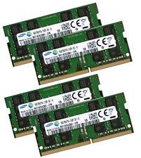 4x 16GB 64GB RAM DDR4 2133 Mhz Samsung SO DIMM für Dell Precision 7510 7710