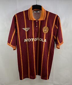 Motherwell Away Football Shirt 1994/95 Adults Large Pony G368