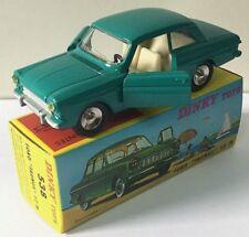 Dinky Toys 538 (2) - Ford Taumus 12M, Vert, Atlas