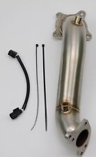 1320 Performance 3 inch Stainless DownPipe for Civic 1.5L Turbo 16-17 FC1