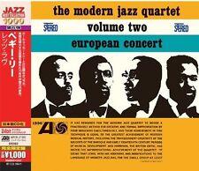The Modern Jazz Quar - Modern Jazz Quartet : European Concert Volume Two [New CD