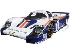PORSCHE 956 #1 WINNER LE MANS 1982 J.ICKX- D.BELL 1/18 MODEL CAR BY SPARK 18LM82
