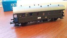 """Roco H0 44201 DB Personenwagen """"Donnerbüchse"""", 2. Kl., 3 Epoche, in OVP"""