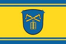 Fahne Flagge Wiesbaden OT Naurod 100 x 150 cm Bootsflagge Premiumqualität