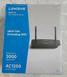 LINKSYS RE6500 AC1200 BOOST EX WIFI RANGE EXTENDER ***FREE SHIPPING