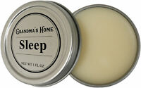 Deep Sleep Salve by Grandma's Home Vegan All Natural Formula Get Deeper Sleep