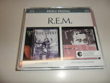 Cd   R.E.M.  – Document/Life's Rich Pegeant