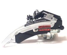 Shimano Tourney Fd-Tx51 Front Derailleur 31.8/34.9mm Mtb Bike Triple Chainrings