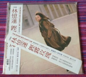 Sandy Lam ( 林憶蓮 ) ~ 鏗鏘玫瑰 ( Taiwan Press ) Lp