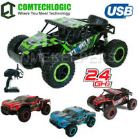 2.4ghz 1:12 Muscle Slayer Rc radiocontrol Remoto USB OFF-ROAD SUV Buggy Coche