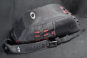 OAKLEY EXTRACTOR 1.0 Black Sling Bag Helmet Shoulder Travel Gym School Tactical