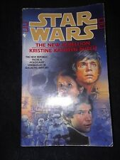 Star Wars New Rebellion Kristine Kathryn Rusch 1997 novel mmpb tpb stormtrooper