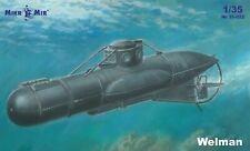 1/35 British small submarine Welman W10 - NEW- Mikromir!