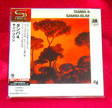 Tamba 4 Samaba Blim SHM MINI LP CD JAPAN UCCU-9699 Tamba Trio