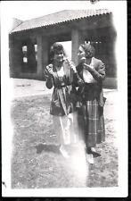 VINTAGE PHOTOGRAPH 1920 GIRLS WOMEN ICE CREAM CONES LOS ANGELES CALIFORNIA PHOTO