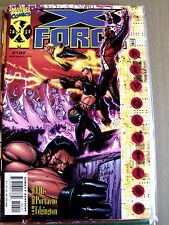 X-FORCE n°102 2000  ed. Marvel Comics  [SA11] variant cover 1