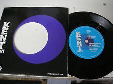 """Paul Clifton / Boyce Cunningham - She Wobbles When She Walks split 7"""" new soul"""
