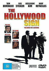 The Hollywood Sign (The Heist Of A Lifetime) DVD NEW