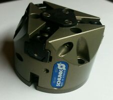 Schunk Pneumatic Universal 3-Finger Centric Gripper PZN 64/1  P/N 300310