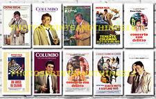 COLUMBO (PETER FALK) -  FILM & TV POSTERS POSTCARD SET # 1