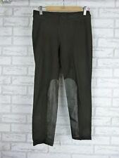 JANE LAMERTON Tights 7/8 length Black Sz 12