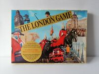 Vintage - The London Game - Board Game -  By Seven Towers Games 1972