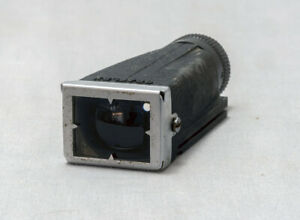 Graflex Press Camera Viewfinder -- Probably Speed Graphic or Crown Graphic 4X5