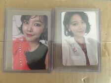 SNSD Sooyoung Holiday Night Official Photocard Card Kpop K-pop US Seller