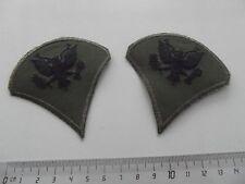 (AA) US Rangabzeichen E-4 Green Dress Männer Vietnam original Specialist