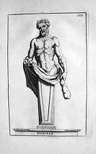 HERKULES SIMON THOMASSIN 1694 ERACLE HERAKLES HERACLES HERCULES HÉRACLÈS HERCULE