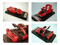 1:43 MR Models Ferrari FXX Pacchetto Evoluzione 2005 Red Open-Close NO BBR D&G