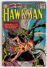 Brave and the Bold # 42 (Hawkman) (1962) G/VG
