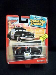 Disney Pixar Cars Target Radiator Springs Sheriff