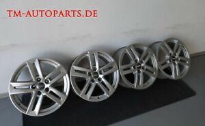 Original Audi A4 B9 Alufelgen (4 Stück) 8W0601025P 7x17 5x112 66,6