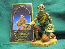 "5"" Fontanini: figure Ezra"