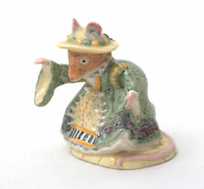 BRAMBLY HEDGE ROYAL DOULTON FIGURE PRIMROSE ENTERTAINS DBH22 1ST QUALITY