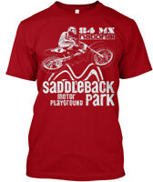 84 Mx National Saddleback Park - Motor Playground Hanes Tagless Tee T-Shirt