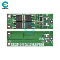 2S 20A 8.4V 18650 Lithium Li-ion Battery Standard Protection Board BMS Charger