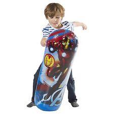 12 x GONFIABILE Iron Man Marvel Avengers PUGILATO BOP BAG-Party Borsa Filler Toys