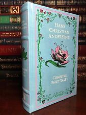 Hans Christian Andersen's Complete Fairy Tales New Leather Bound Gift Edition