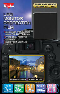 Kenko HQ LCD Protection Film - Fits Canon T5i