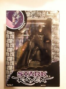 "Stark Raven Series 1 Scorpion (2000 Endless Horizons Entertainment 8"") NIB"