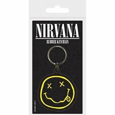 Llavero Nirvana Original Oficial Idea Regalo